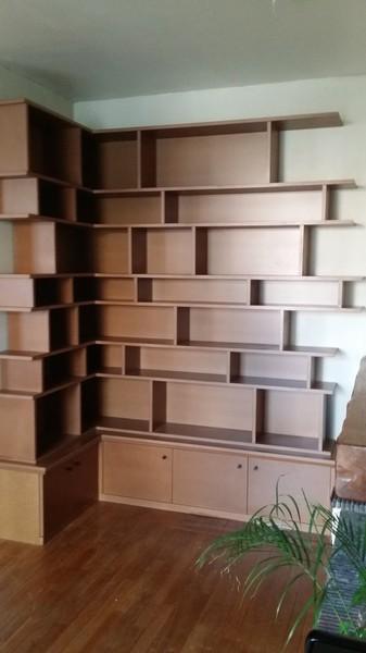 biblioth ques jlm menuiserie et b nisterie d 39 art paris et hauts de seine. Black Bedroom Furniture Sets. Home Design Ideas